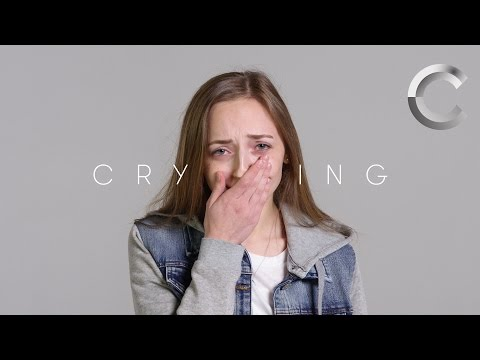 Thumbnail: Crying | 100 People Show Us What It Looks Like When They Cry