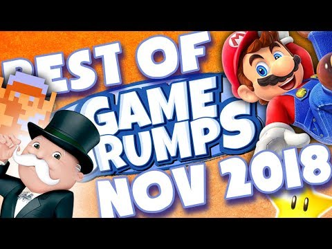 BEST OF Game Grumps - November 2018