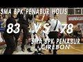 SMA BPK Penabur Holis vs SMA BPK Penabur Cirebon - Final Honda DBL West Java Series 2018