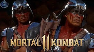 Mortal Kombat 11 - OFFICIAL IN-GAME LOOK AT NIGHTWOLF REVEALED! / Видео