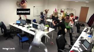 Harlem Shake - Webový Servis (Pardubice office edition!!)