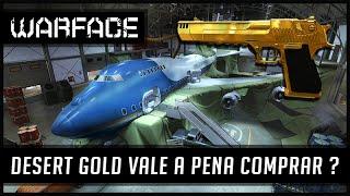 Скачать Warface Gold Desert Eagle Airbase