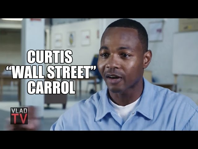 "Meet Curtis ""Wall Street"" Carroll: A Finance Prophet Currently Serving Life"