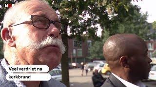VERDRIET: Na brand Sint-Urbanus Amstelveen