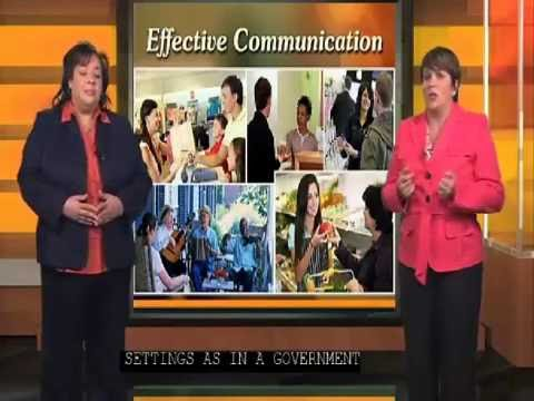 Communicating Effectively with Limited English Proficient Individuals