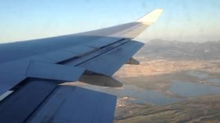 British Airways Boeing 747-400 Landing in Cape Town 19.02.2014