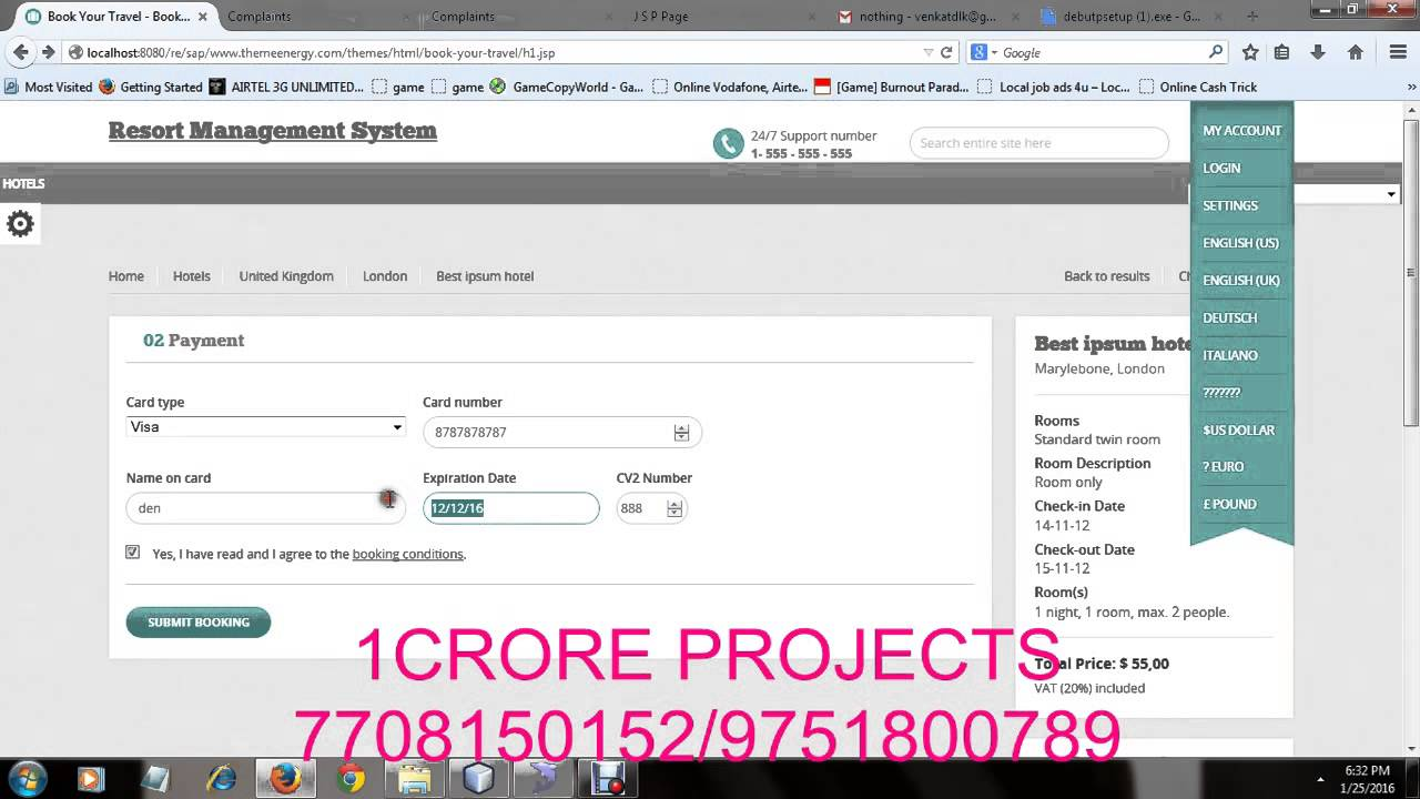 java mini projects in chennai | best java mini projects in chennai