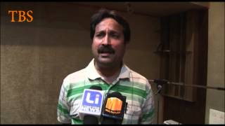 Bhojpuri Song Recording Kalpanna Film devra Bina Angna Na Shobhe Raja 6