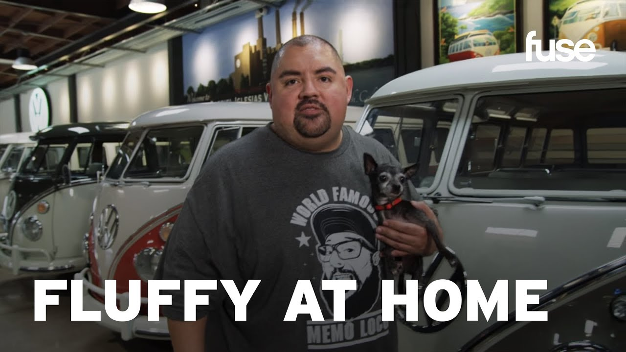 Ep 2 Gabriel Iglesias Shows Off His Vintage Vw Bus Collection