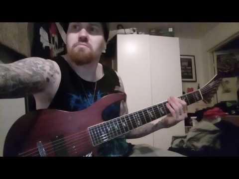Kraanium - «Chronicles of perversion» guitar playthrough