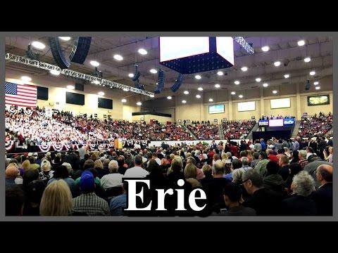 LIVE Stream: Donald Trump Rally in Erie, Pennsylvania FULL SPEECH HD STREAM 8/12/16
