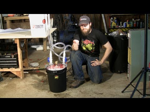 DIY 5 Gallon Canister Filter