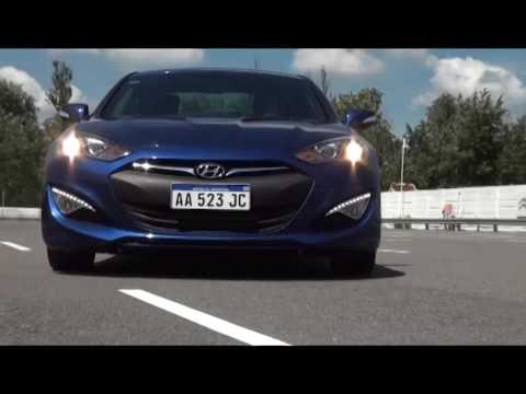 Test Drive Hyundai Genesis 2017 Parte 1