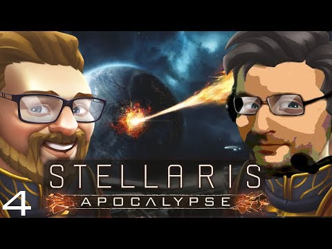 Stellaris: Apocalypse - Orcs vs. Dwarves - Episode #4
