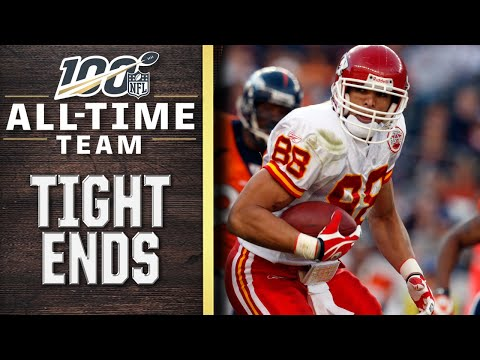 100 All-Time Team: Tight Ends   NFL 100