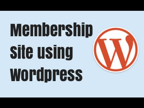 How to Create a WordPress Membership Site – Best WordPress Membership Plugin