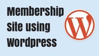 كيفية إنشاء وورد عضوية الموقع - أفضل وورد العضوية المساعد