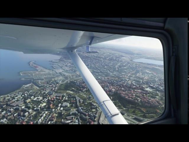 Microsoft Flight Simulator: Tallinn 2. osa