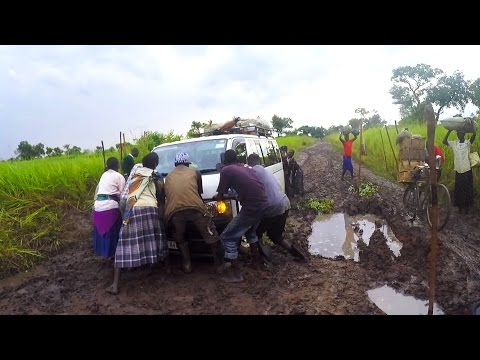 GoPro Awards: Rescued From the Mud in Africa