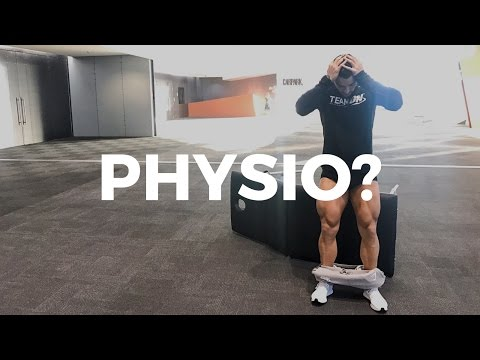 Should You Seek Help From A Physio? | Training Around An Injury