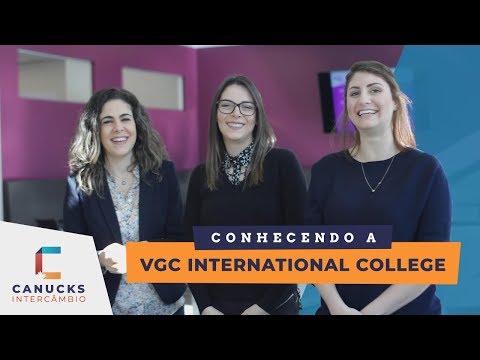 CONHECENDO A VGC INTERNATIONAL COLLEGE