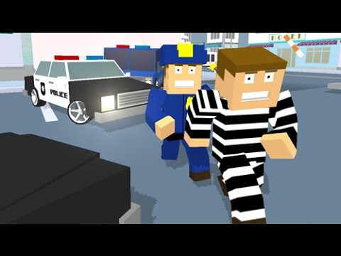 Minecraft : Police Car And Bike Tutorial - YouTube