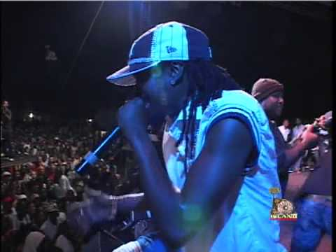vybz cartel and beenie man live