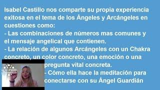 Cómo Comunicarse Con Los Ángeles Por Isabel Castillo