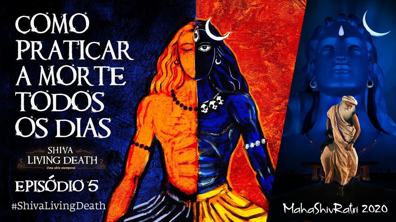 Como Shiva Dominou a Morte | Sadhguru Português