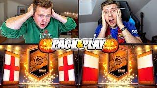 PRZERAŻAJĄCE PACK & PLAY!  FIFA 19  /w Vibe