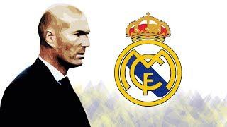 🇫🇷 Pourquoi Zidane est retourné au Real Madrid