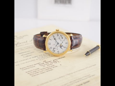 Patek Philippe Officer´s Watch 5015