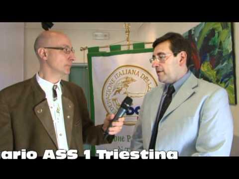 Zecche: Intervista al dott. Ruscio e al dott Zucca - Aurisina 09 aprile 2011