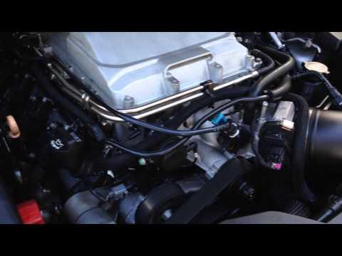CTS-V bad engine knock after Houston Area Dealership Service #2