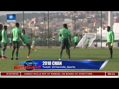 S/Eagles, E/Guinea Battle Ready Ahead Of Decisive Clash - Analyst  Sports This Morning 
