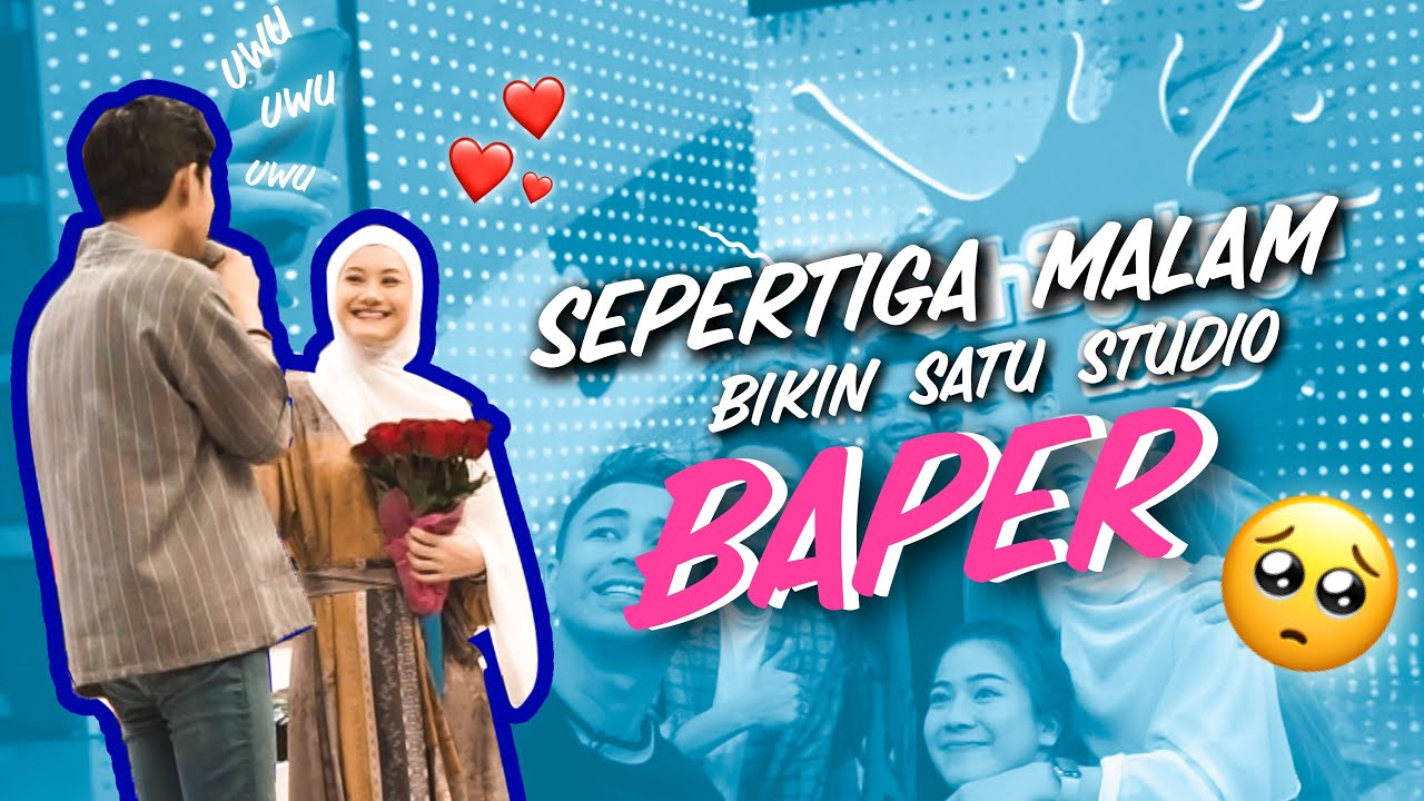 Rein Vlog #4 - REY MBAYANG DINDA HAUW MEMBUAT RAFFI AHMAD SAMPAI TIARA IDOL BAPER!
