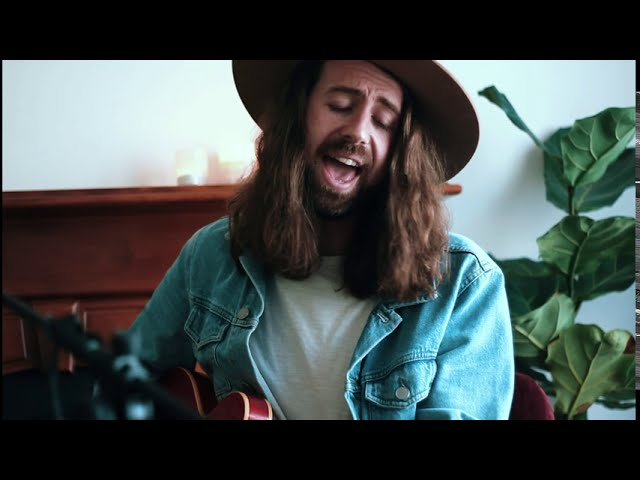 'By The Water' Live Session - The Chris Commerford Band