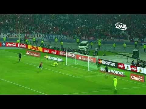 Chile - Argentina |Penales (4-1) | Relato Claudio Palma| Final Copa América 2015