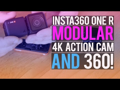 Insta360 One-R: 360 or Action Cam? Why Not Both!?