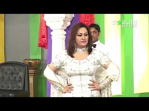 Nargis, Naseem Vicky And Sardar Kamal - New Pakistani Stage Drama - Full Comedy Clip