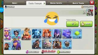 COC  New Mod Server For Android Unlimited Everything 2018