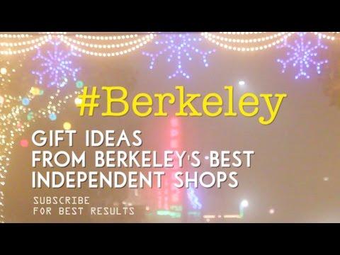 #Berkeley: Local gift ideas 2014