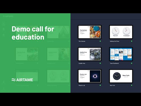 How to do a successful Airtame education rollout