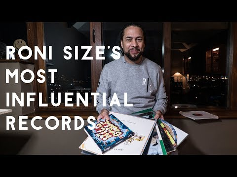 Roni Size's most influential records