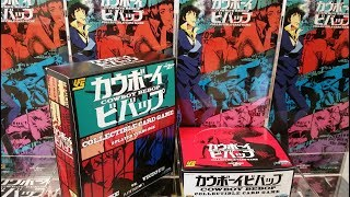 Cowboy Bebop Collectible Card Game - First Look
