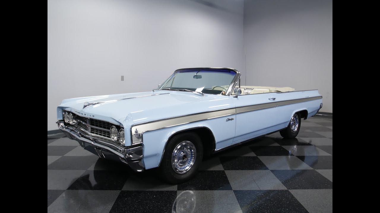 4157 CHA 1963 Oldsmobile Starfire - YouTube