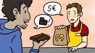 Gambar cover Schokolade war mal eine Währung!