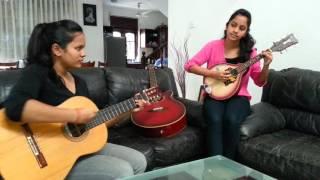 Pirates of the Caribbean - Guitar and Mandolin Fusion - Senuri & Thenuri