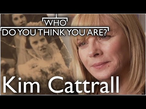 Kim Cattrall Meets Her HalfFamily  Who Do You Think You Are?
