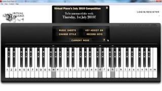 [Virtual piano] 8 vạn 6 ngàn 400 lần nhớ em